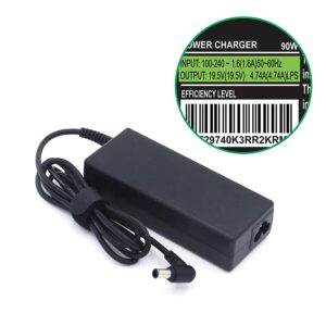 LRSA 19.5V-4.74A 90W Laptop Adapter/Charger compatible for Sony